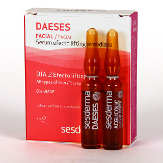 Sesderma Tratamiento Flash Reafirmante Ampollas 2x2 ml