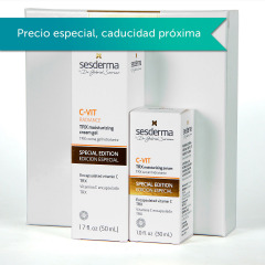 Sesderma Dr. Serrano C-VIT TRX Serum + C-VIT TRX Crema Gel Pack Regalo