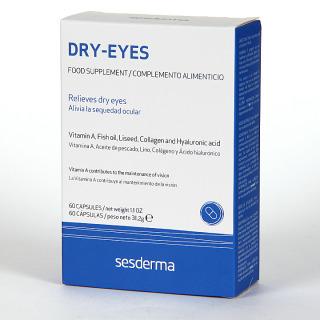 Sesderma Dry-Eyes 60 cápsulas