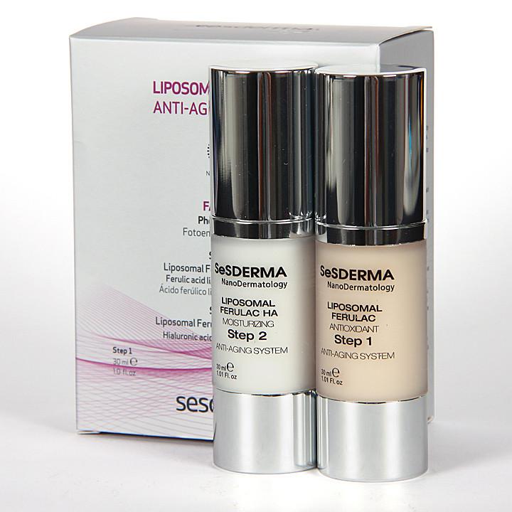 Sesderma Ferulac Liposomal anti-aging system 30+30 ml