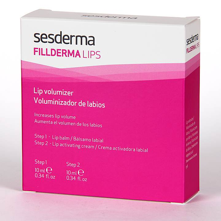 Sesderma Fillderma Lips 10ml + 10ml