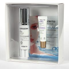 Sesderma Hidraderm Hyal Crema Fluida + Sesgen 32 Contorno + Mascara Hidratante Pack
