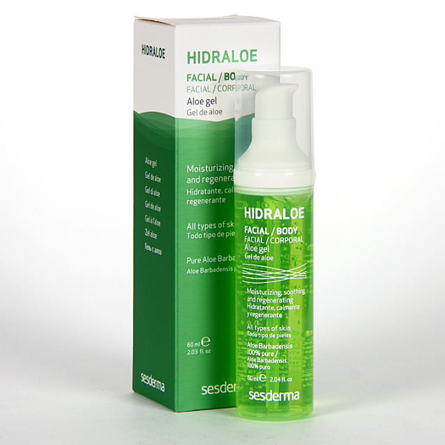 Sesderma Hidraloe Gel de Aloe 60 ml