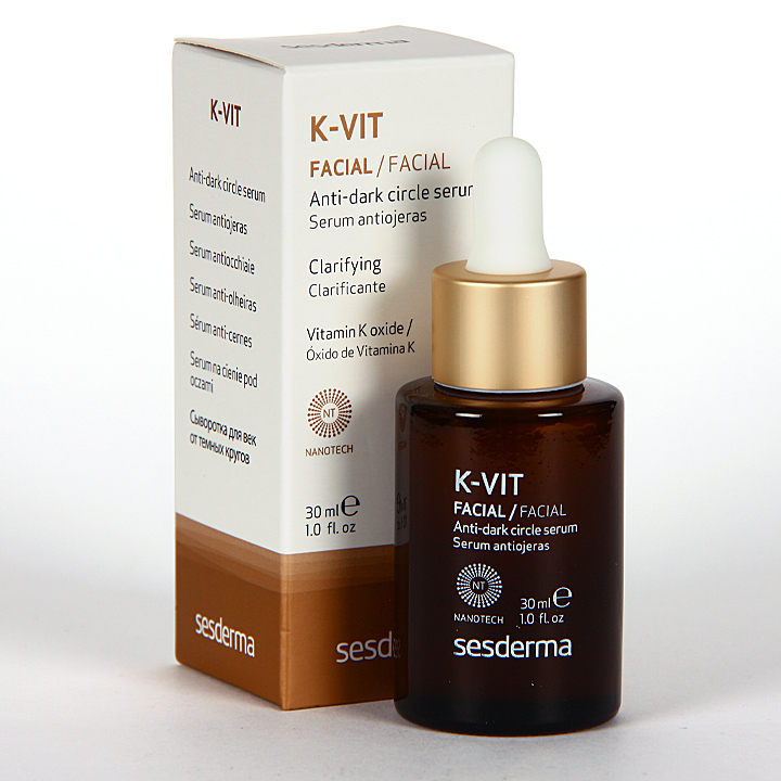 Sesderma K-Vit Serum Antiojeras 30 ml