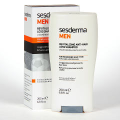 Sesderma Men Champú Revitalizante Anticaída 200 ml