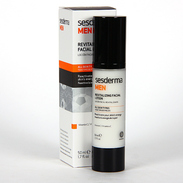 Sesderma Men Loción Facial Revitalizante 50 ml