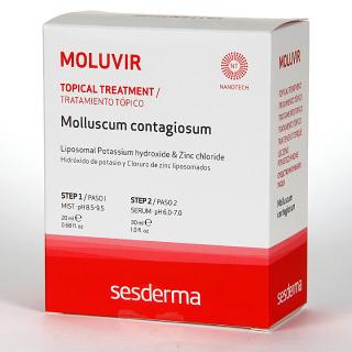 Sesderma Moluvir Tratamiento Tópico 30 ml + 20 ml