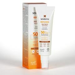 Sesderma Repaskin Facial Tacto Seda SPF50 50 ml