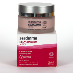 Sesderma Resveraderm Crema Nutritiva 50 ml