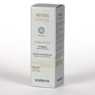 Sesderma Retises Nano Gel 0,25% 30 ml