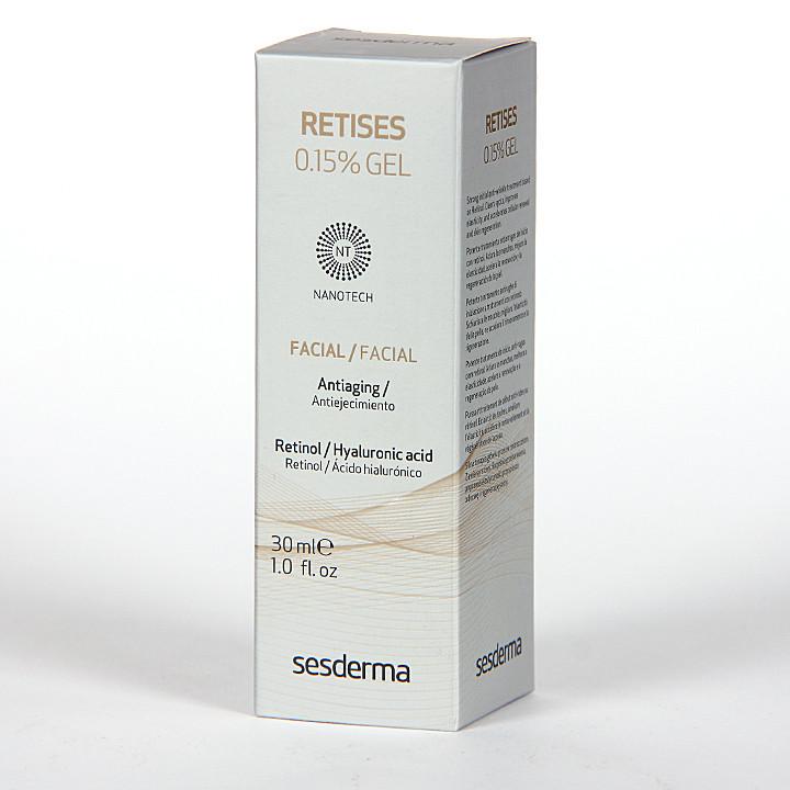 Sesderma Retises Nano Gel 0,15% 30 ml