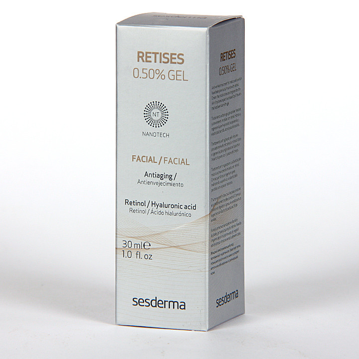 Sesderma Retises Nano Gel 0,5% 30 ml
