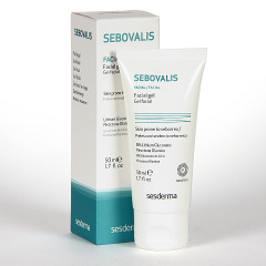 Sesderma Sebovalis Gel Facial 50 ml