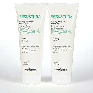 Sesderma Sesnatura Crema Reafirmante Senos y Cuerpo 250 ml Pack 2x1