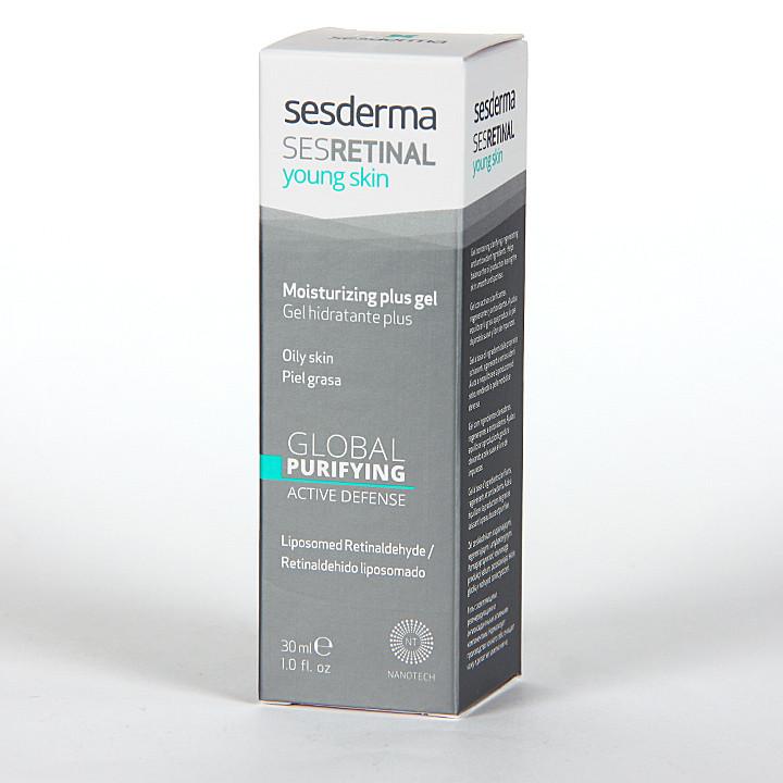 Sesderma Sesretinal Young Skin Gel Hidratante Plus 30 ml