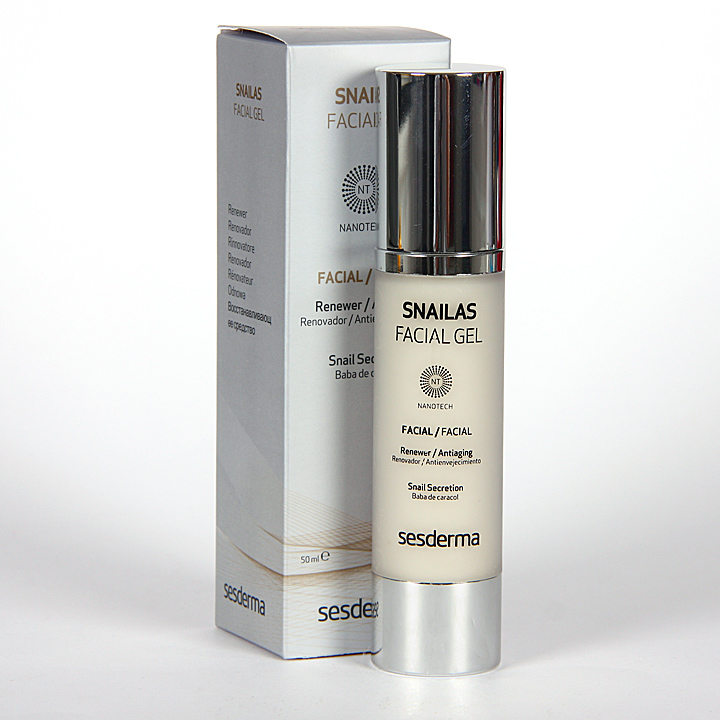 Sesderma Snailas Gel Facial 50 ml