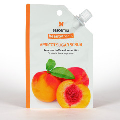 Sesderma Beauty Treats Apricot Sugar Scrub Mascarilla