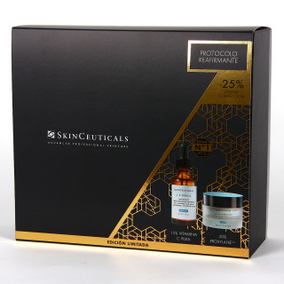 Skinceuticals C E Ferulic Serum + AGE Interrupter Crema Pack 25%