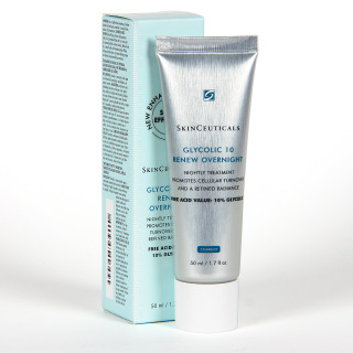 SkinCeuticals Glycolic 10 Renew Overnight Tratamiento antiedad 50 ml