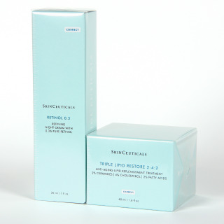 Skinceuticals Retinol 0.3 crema + Triple Lipid 2:4:2 crema Pack 25%
