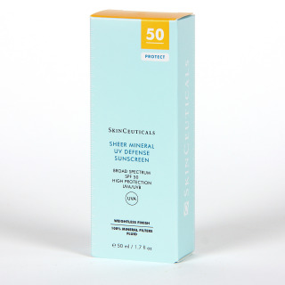 SkinCeuticals Sheer Mineral SPF 50 50 ml