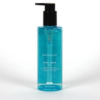 SkinCeuticals Simply Clean Gel limpiador 200 ml