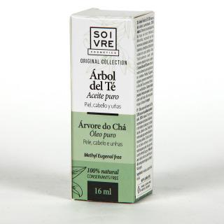 Soivre Aceite Árbol del Té Puro 16 ml