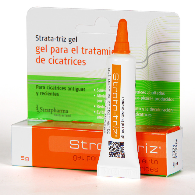 Strata-triz Exeltis gel para cicatrices 5 g