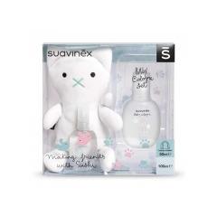 Suavinex Colonia Infantil 100 ml + osito terciopelo