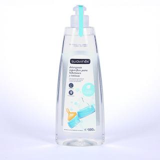 Suavinex Detergente para Biberones y Tetinas 500 ml