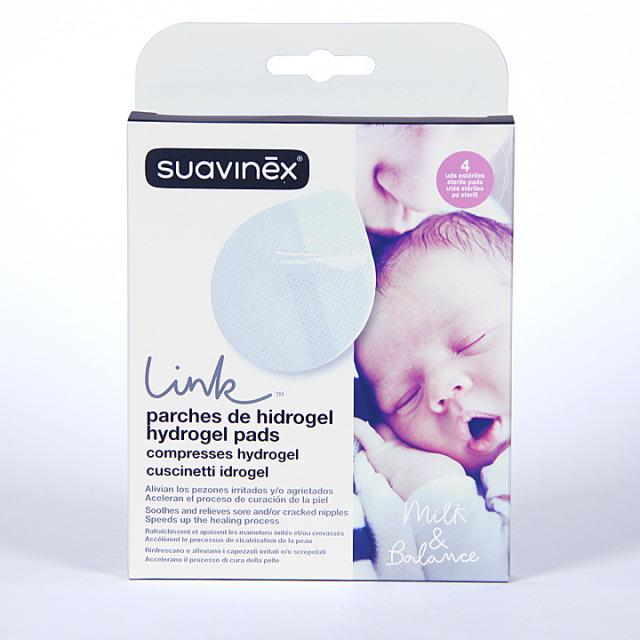 Suavinex Link Parches de Hidrogel 4 unidades