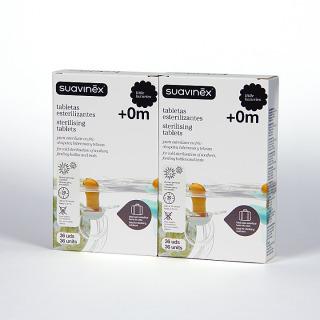 Suavinex Tabletas Esterilizantes 2 x 36 unidades