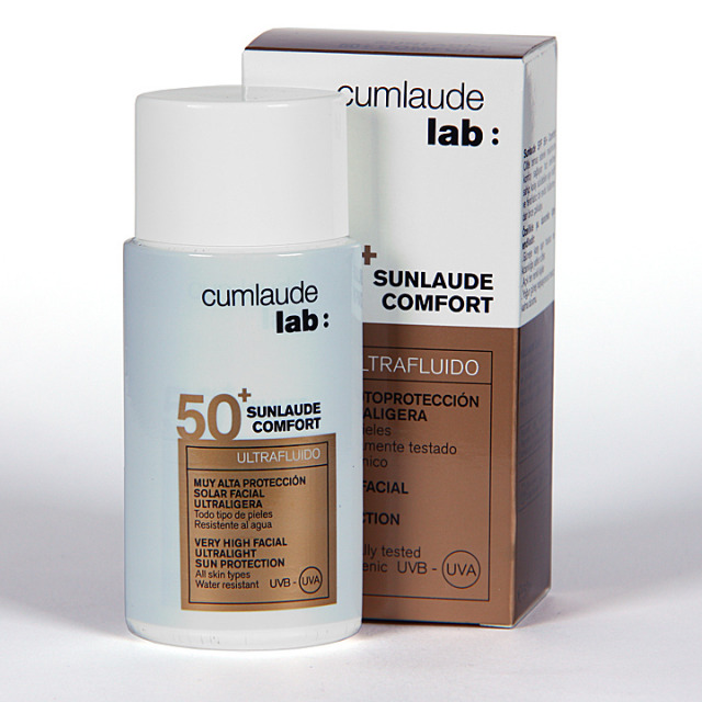 Cumlaude Sunlaude 50+ Comfort 50 ml