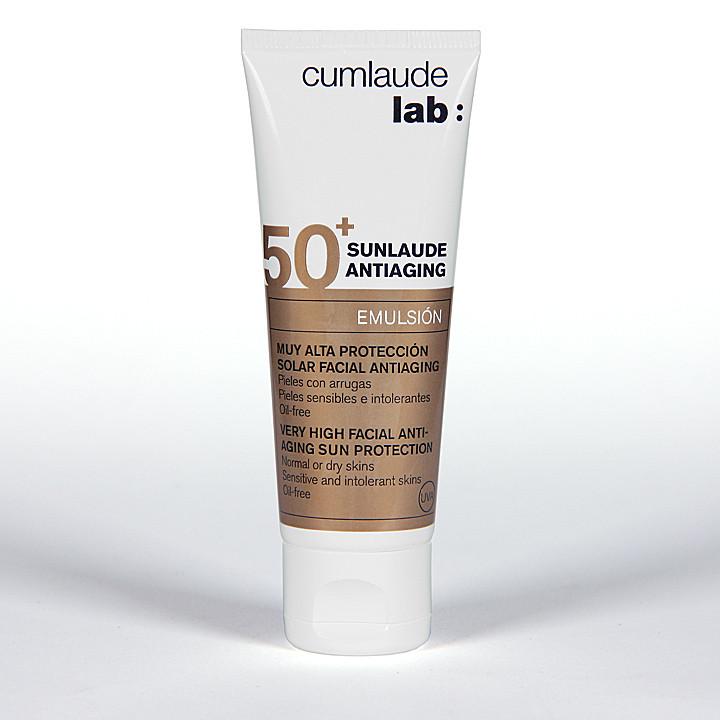 Rilastil Cumlaude Sunlaude Antiaging SPF50+ Emulsión 50 ml