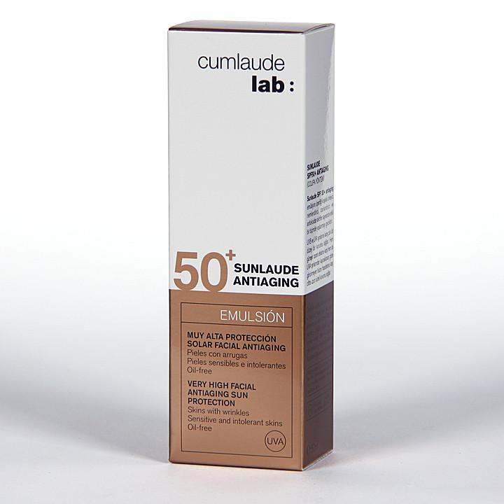 Cumlaude Sunlaude Antiaging SPF50+ Emulsión 50 ml