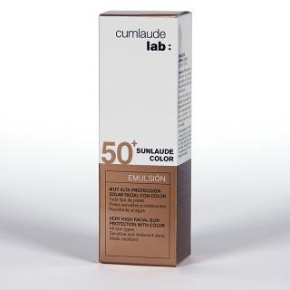 Rilastil Cumlaude Sunlaude SPF50+ Color Emulsión 50 ml