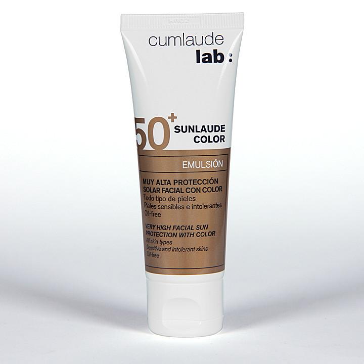 Cumlaude Sunlaude SPF50+ Color Emulsión 50 ml