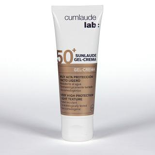 Rilastil Cumlaude Sunlaude SPF50+ Gel-Crema facial 50 ml
