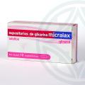 Supositorios Glicerina Micralax Adultos