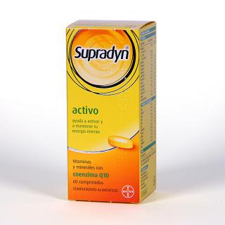 Supradyn Activo 60 comprimidos
