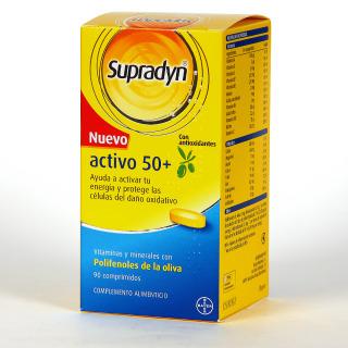 Supradyn Vital 50+ Antioxidantes 90 comprimidos