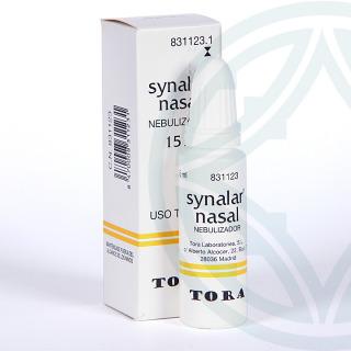 Synalar Nasal nebulizador 15 ml