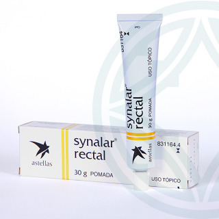 Synalar Rectal pomada 30 g