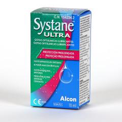 Systane Ultra Gotas Oftálmicas Lubricantes 10 ml