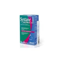 Systane Ultra Plus Hidratación UD Unidosis Gotas Oftálmicas Lubricantes 30 monodosis