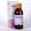 Tautoss 6 mg/ml jarabe 200 ml