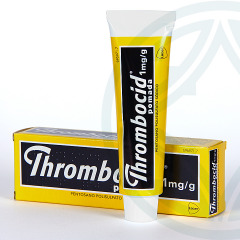 Thrombocid Pomada 1mg/g 60 g