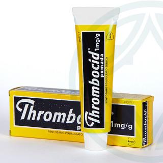 Thrombocid Pomada 1mg/g 60 g