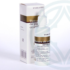 Tintura Yodo Orravan solución tópica 40 ml