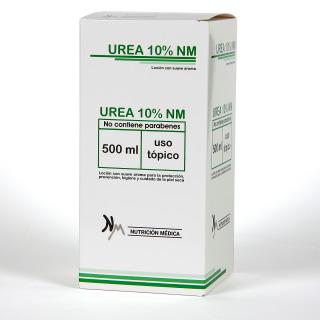 Urea 10% NM  Loción 500 ml